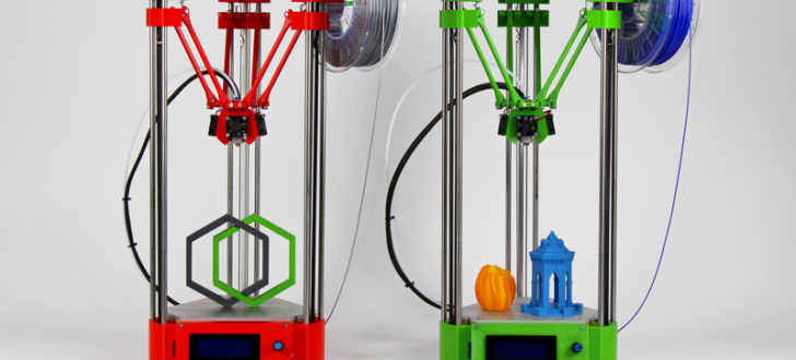 Campagne de crowdfunding pour une nouvelle imprimante 3D Made in France