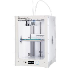 photo imprimante 3D Ultimaker 3 UM3 Extended