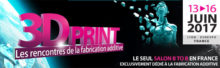 salon 3d print lyon 2017