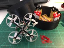 boite tiny whoop