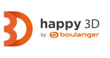logo happy3d