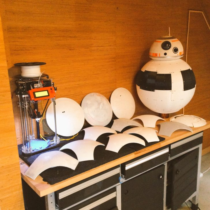 bb-8 taille réelle