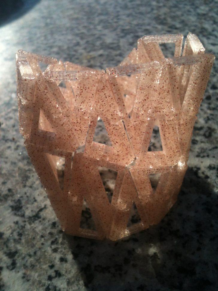 filament paillete