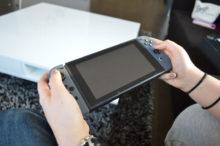 replique console Nintendo Switch impression 3D