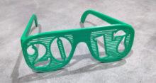 imprimante 3D nouvel an 2017