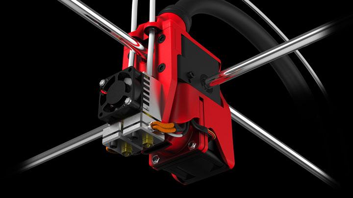 imprimante 3D Ira3D Poetry4 SNAP