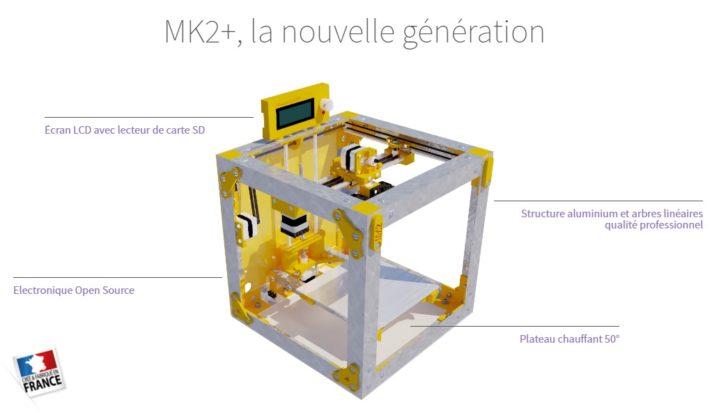 Smartcub3d MK2+