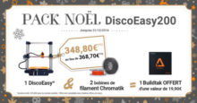 Dagoma promo Noel Buildtak