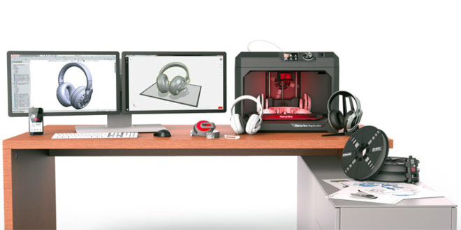 photo imprimante 3D MakerBot Replicator plus Mini