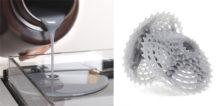 resine liquide SLA grey Formlabs