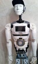 robot inmoov dagoma