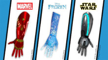 open bionics prothèse de main bionique Disney Marvel Star Wars