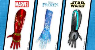 open bionics prothèse de main bionique Disney Marvel Star Wars