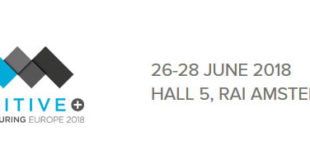 salon Additive Manufacturing Europe 2018