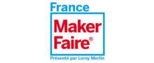 logo makerfaire maker faire france leroy merlin