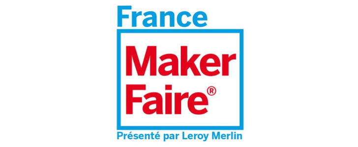 logo makerfaire maker faire france leroy merlin