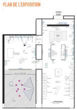 Centre Pompidou exposition impression 3D art