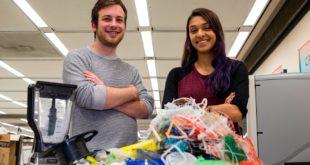 recyclage de filament PLA pour imprimante 3D