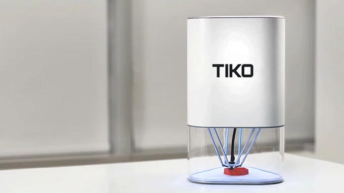 photo imprimante 3D Tiko Kickstarter failed