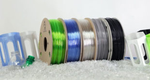 3D Brooklyn Refil USA filament recycle PET ABS PLA