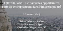 3DTalk Paris