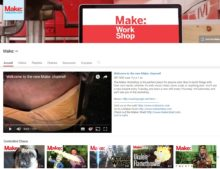 chaines youtube makers