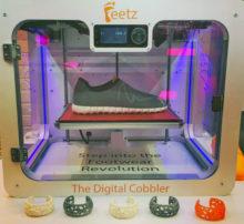 chaussures Feetz imprimante 3D
