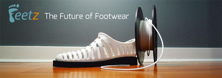 chaussures Feetz impression 3D