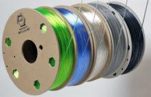 3D Brooklyn Refil USA filament recycle PET ABS PLA
