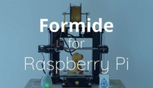 Printr Formide Cloud Solution Raspberry Pi