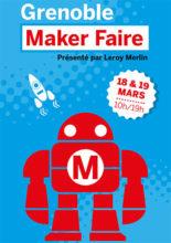 Grenoble Maker Faire 2017