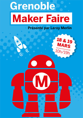 Grenoble Maker Faire 2017
