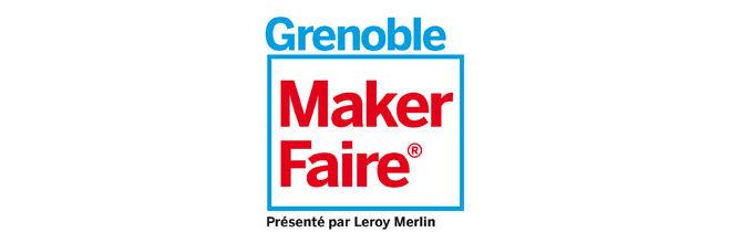 Grenoble Maker Faire logo