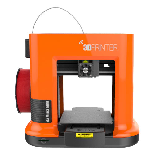 caract ristiques test et prix de l 39 imprimante 3d xyzprinting da vinci mini. Black Bedroom Furniture Sets. Home Design Ideas