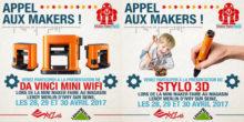 Mini Maker Faire Leroy Merlin Ivry sur Seine