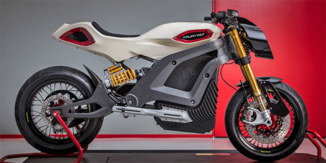 photo moto electrique Italian Volt Lacama