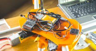 électronique drone prise de vue imprimé en 3D