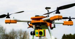 drone de prise de vue imprimé en 3D