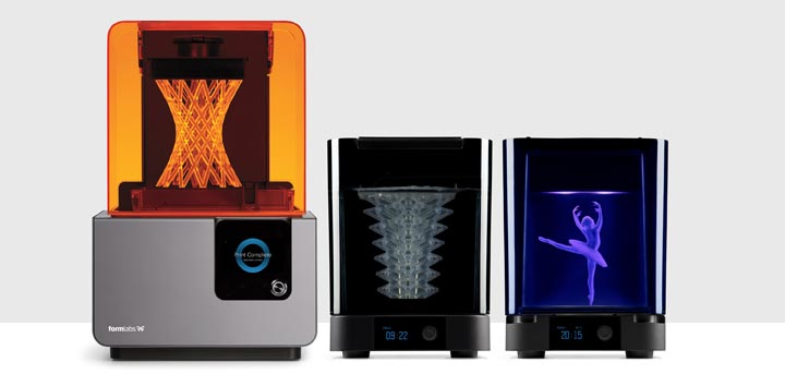 Formlabs Form Wash Form Cure