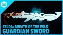 zelda guardian sword imprimée en 3D