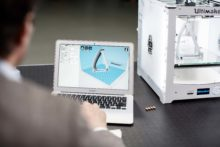 formation impression 3D cura ultimaker