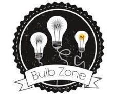 Logo Bulb Zone