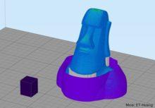 Tour de nettoyage et bouclier Simplify3D
