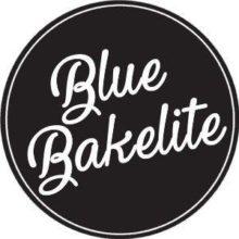Blue Bakelite
