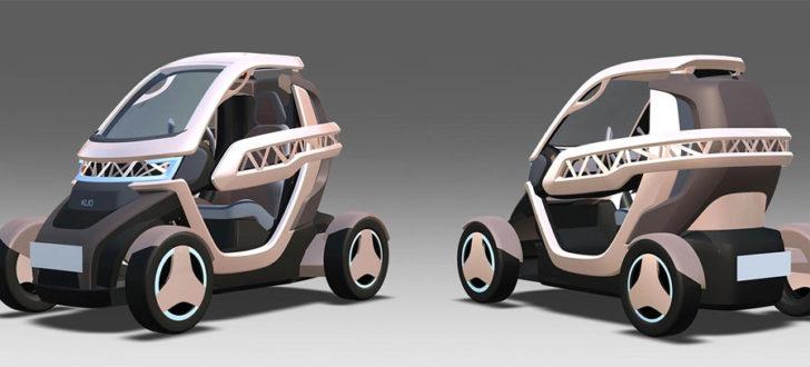 klio design 3D
