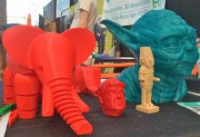 photo Maker Faire Nantes imprimante 3D DIY