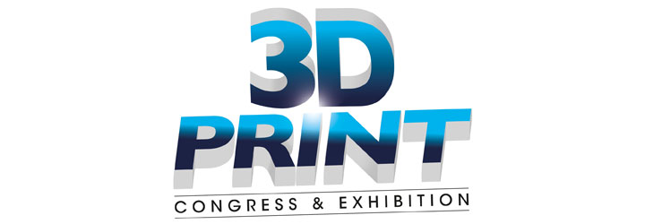 logo salon 3D Print Congress & Exhibition 2018