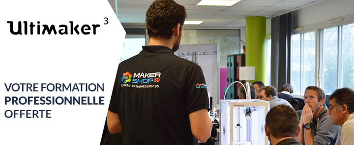 formation ultimaker makershop