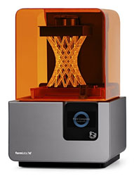photo imprimante 3D formlabs form2