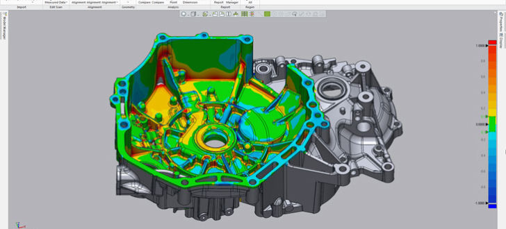 logiciel 3D Systems Geomagic Control X